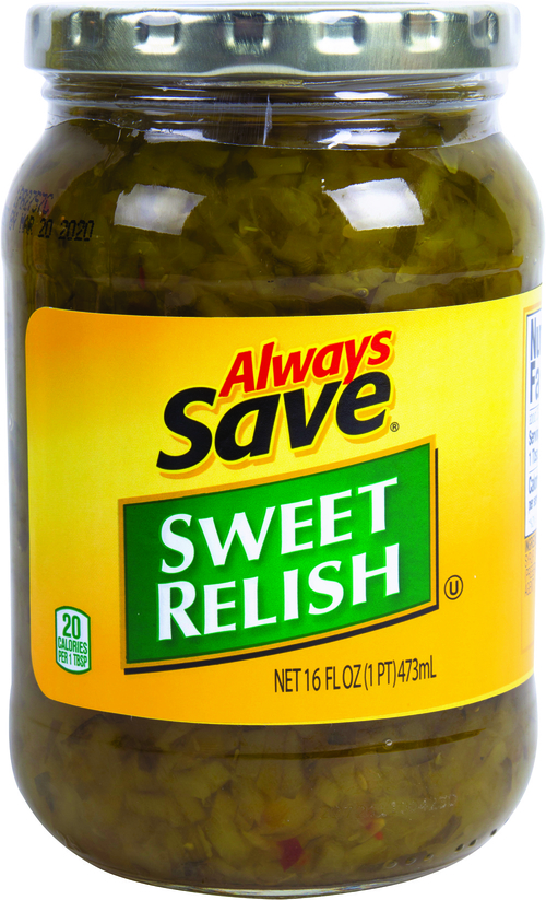 AL SAVE SWEET RELISH
