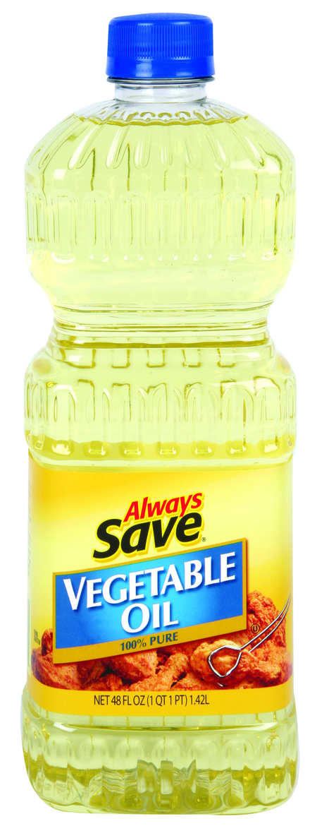 AL SAVE VEGTABLE OIL