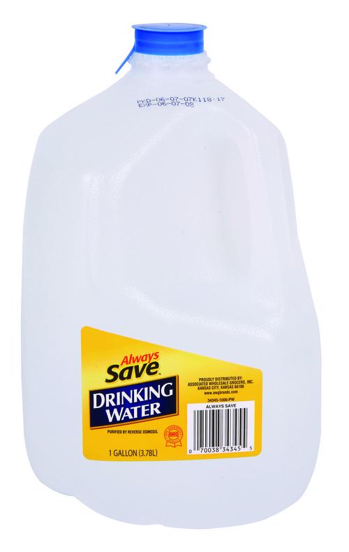 AL SAVE DRINKNG WATR