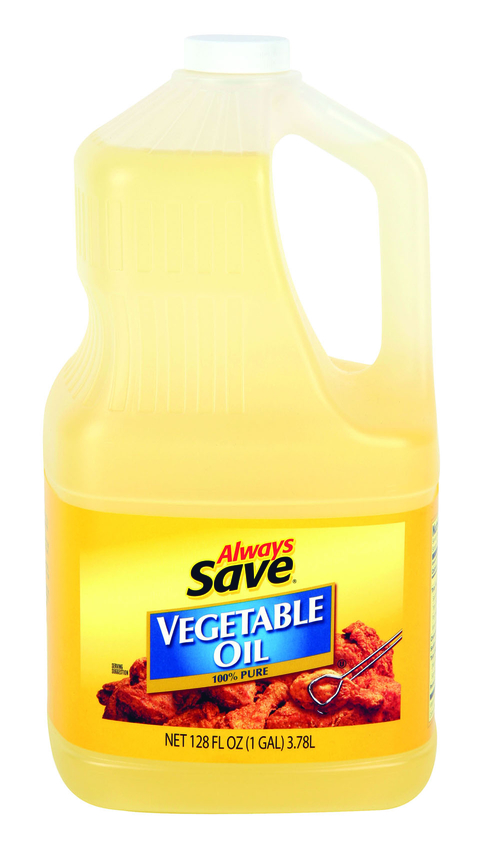 AL SAVE PURE VEG OIL